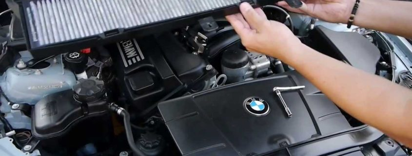 Why is it so important to replace your BMW's Microfilter? - Lewis